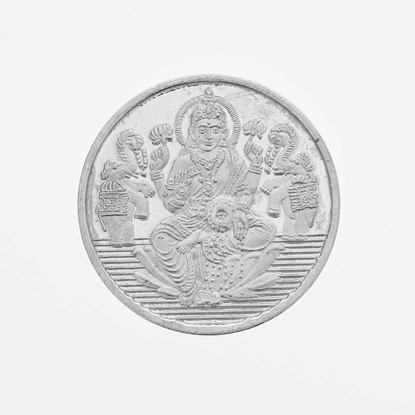 Picture of Silver Lakshmi Coin
