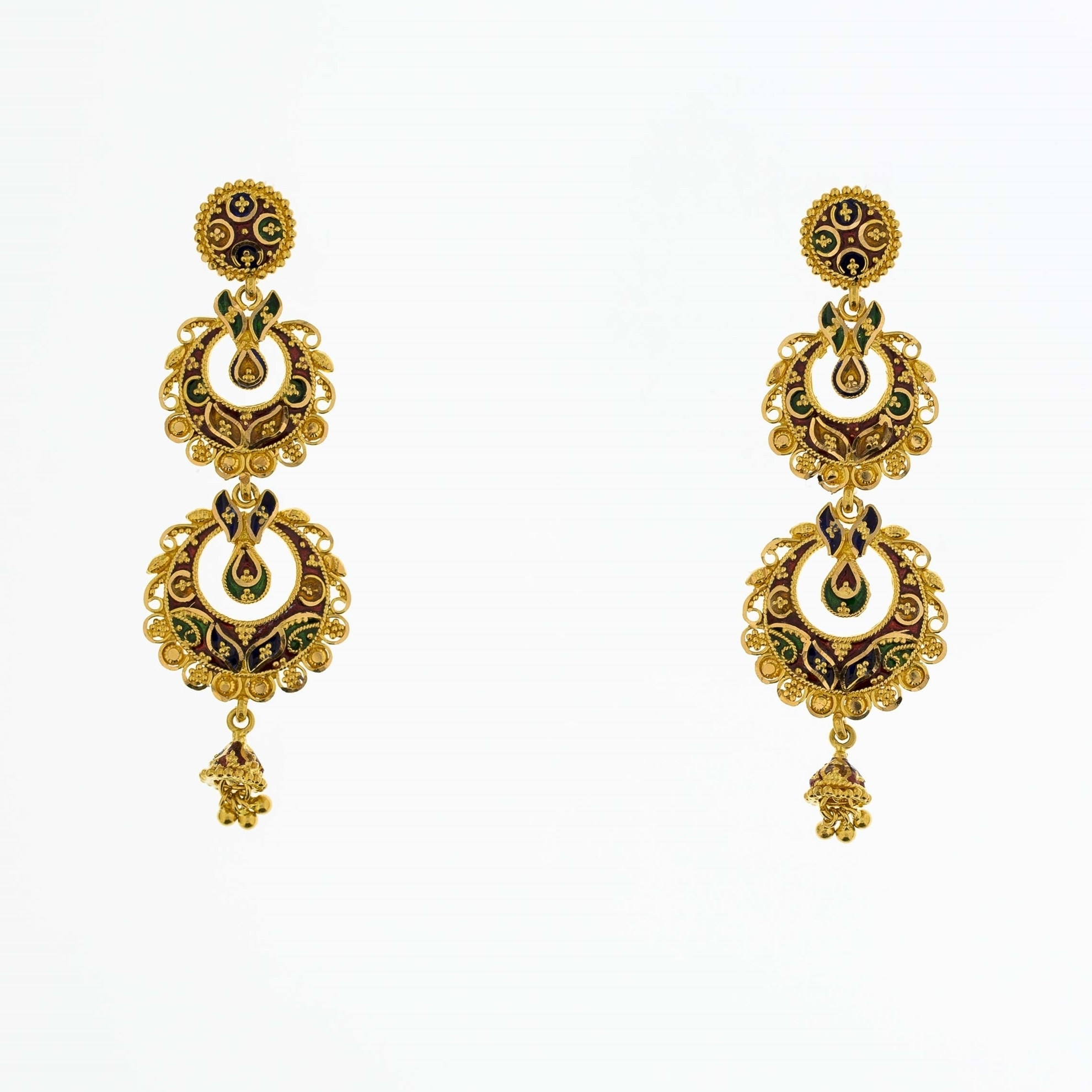 Picture for category Long Hanging Earrings