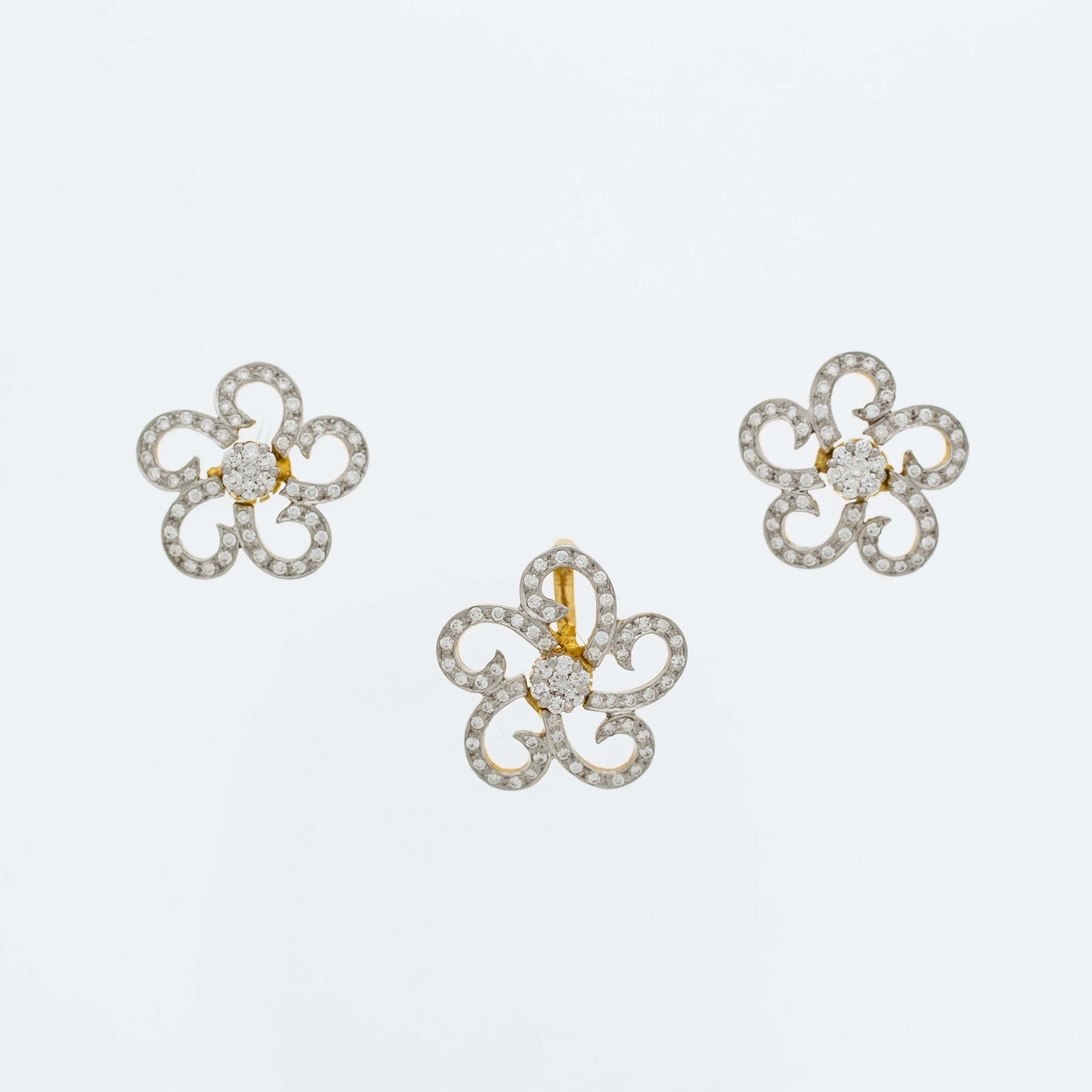 Picture for category Diamond Pendant Sets
