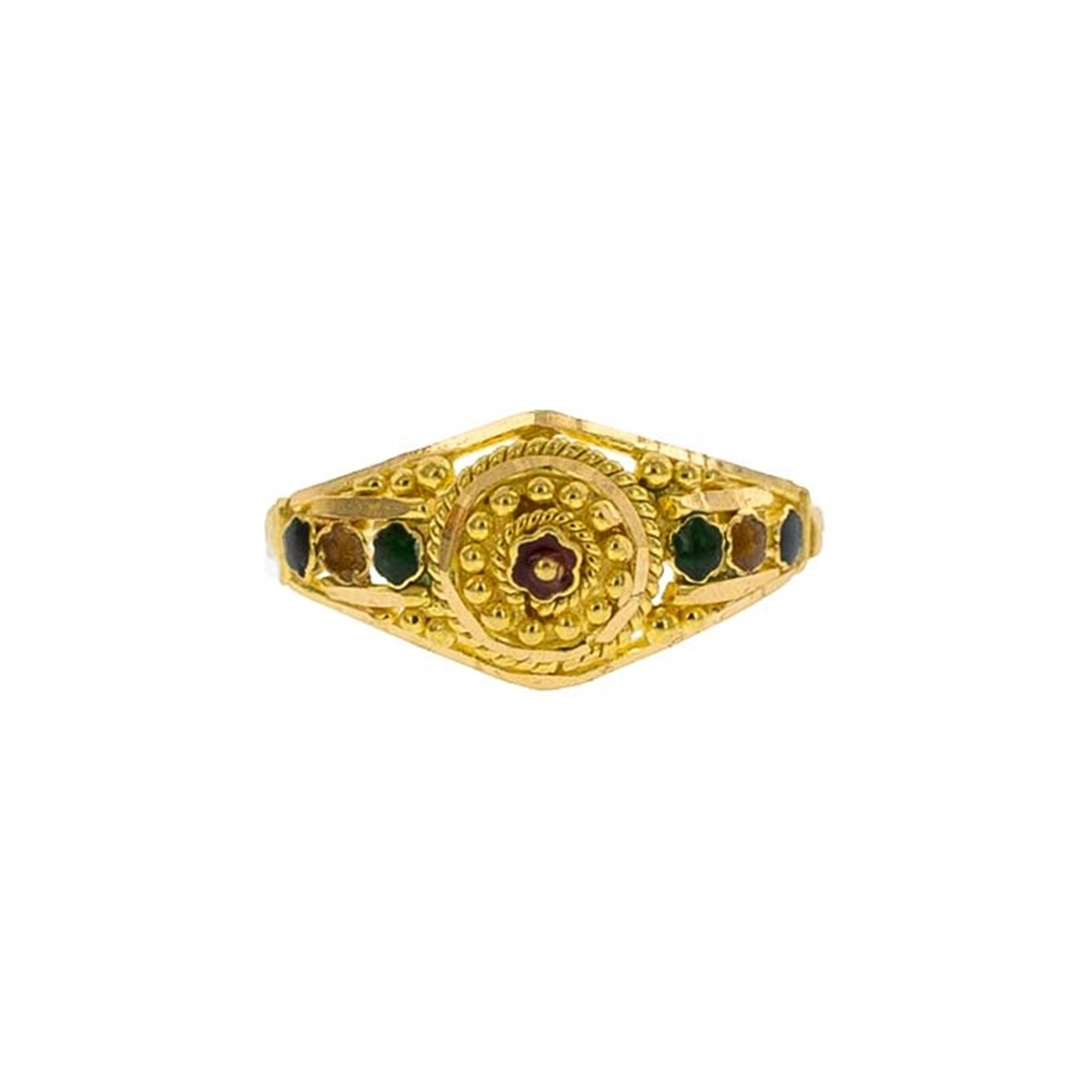 Regal Jewels Inc.. 22KT Gold Baby Ring