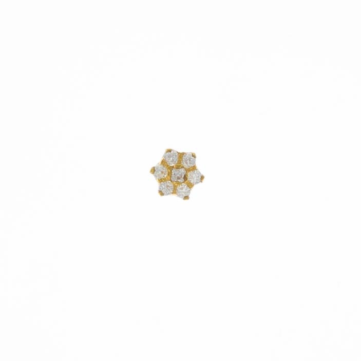 Picture of Gold Screw Nosepin GNP1032