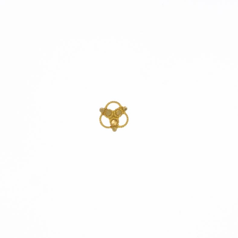 Picture of Gold Screw Nosepin GNP1037