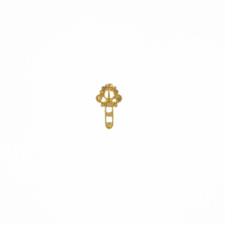 Picture of Gold Screw Nosepin GNP1040