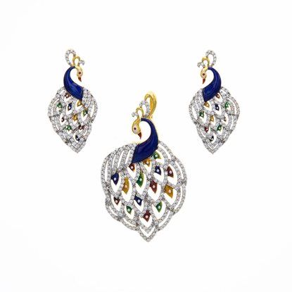 Picture of Three Piece Pendant Set