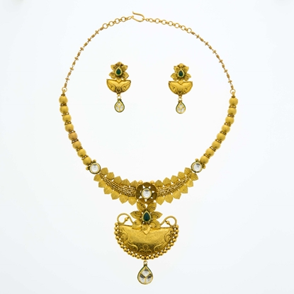Picture of Antique Gold Set