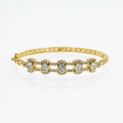 Picture of Diamond Bangles