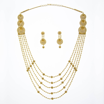 Picture of Long Gold Set