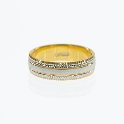 Picture of 22KT Gold Wedding Band