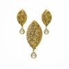 Picture of Gold Pendnat Set