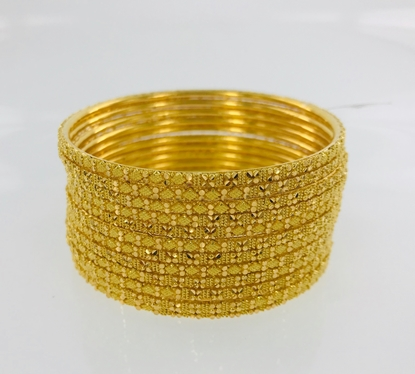 Picture of 12 Pcs Bangles