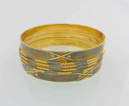 Picture of 6 Piece Bangles