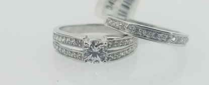 Picture of Bridal Set Rings