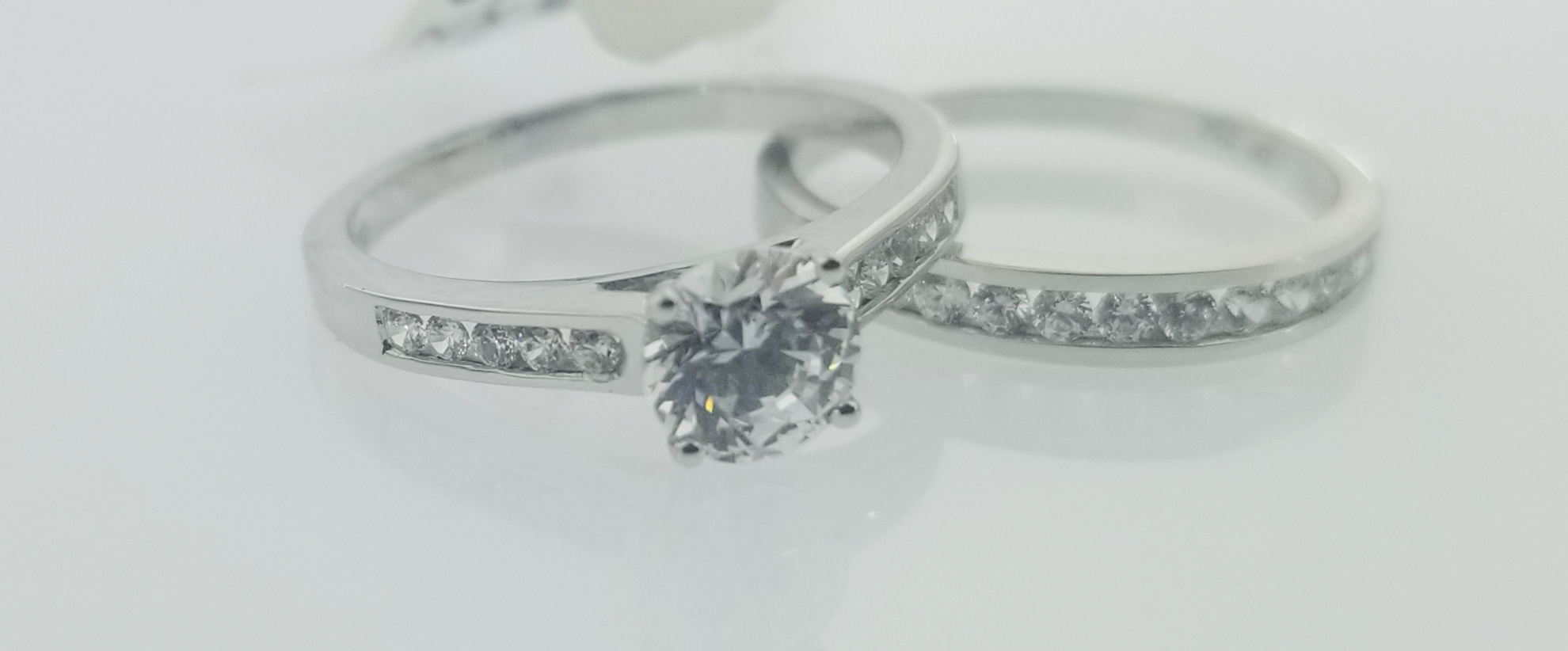 Picture of Bridal Set Rings RBS1032