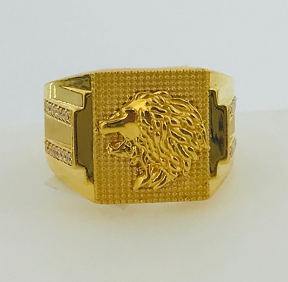 Picture of Mens Ring RME1043