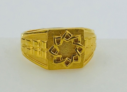 Picture of Mens Ring RME1044