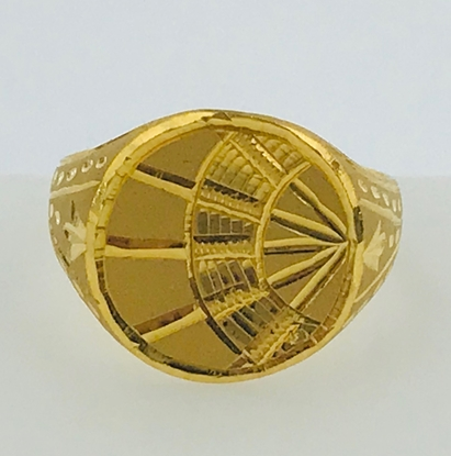 Picture of Mens Ring RME1047