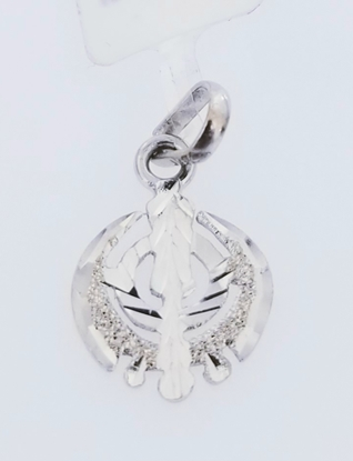 Picture of Religious Pendant PRU1059