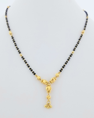 Picture of Short Mangalsutra CMS1028