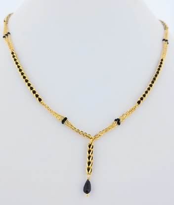 Picture of Short Mangalsutra CMS1029