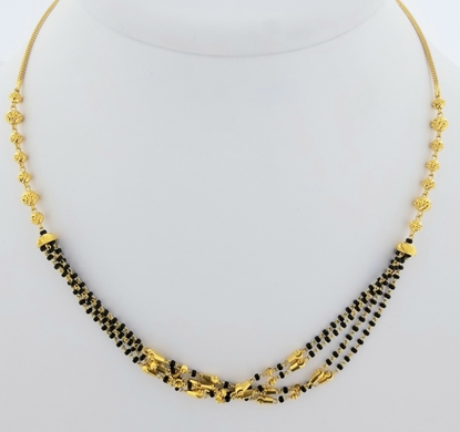 Picture of Short Mangalsutra CMS1030