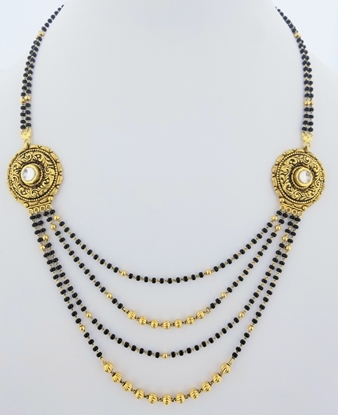 Picture of Short Mangalsutra CMS1031