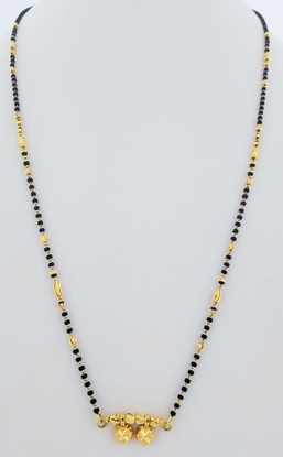 Picture of Short Mangalsutra CMS1032
