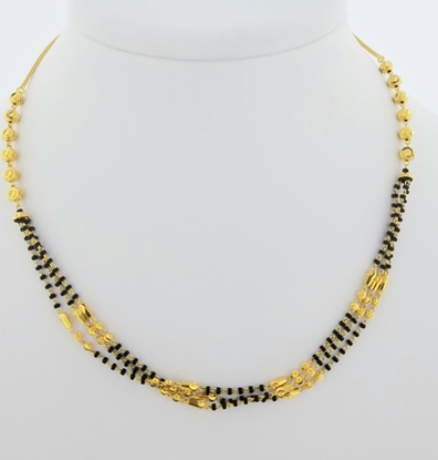 Picture of Short Mangalsutra CMS1034