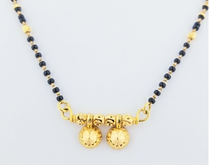 Picture of Short Mangalsutra CMS1035