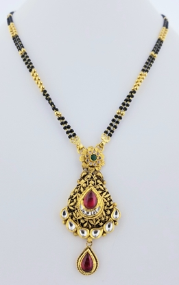 Picture of Short Mangalsutra CMS1036