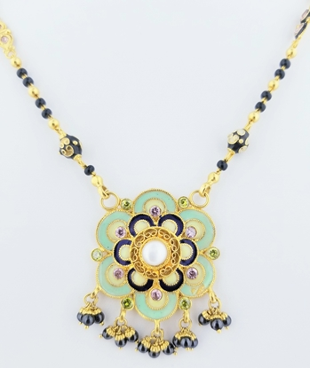 Picture of Short Mangalsutra CMS1037