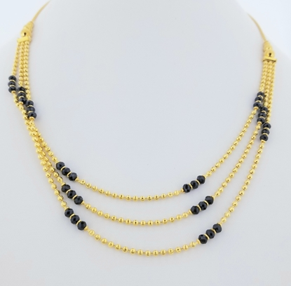 Picture of Short Mangalsutra CMS1038