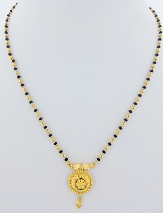 Picture of Short Mangalsutra CMS1039