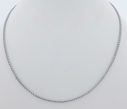 Picture of 18KT White Gold Chain CWG1001
