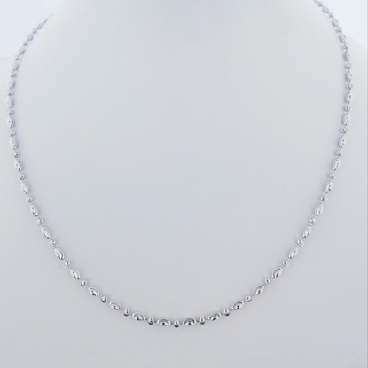 Picture of 18KT White Gold Chain CWG1002