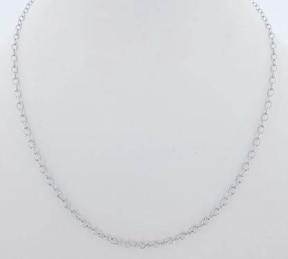 Picture of 18KT White Gold Chain CWG1005