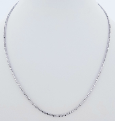 Picture of 18KT White Gold Chain CWG1007