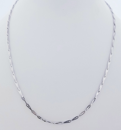 Picture of 18KT White Gold Chain CWG1010