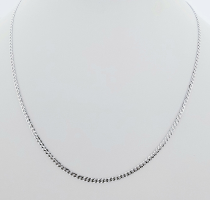 Picture of 18KT White Gold Chain CWG1012