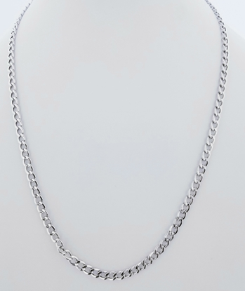 Picture of 18KT White Gold Chain CWG1014