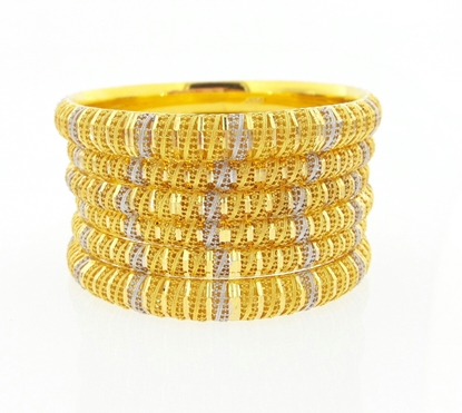 Picture of 6 Piece Bangles BSX1190