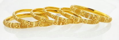 Picture of 6 Piece Bangles BSX1192