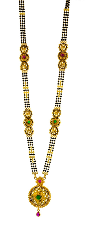 Picture of Long MangalSutra CMS2016