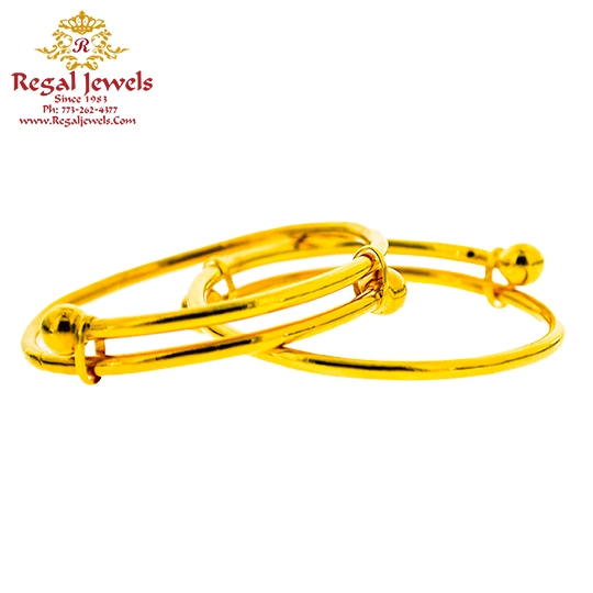 Picture of Pair Baby Bangle BBB2018