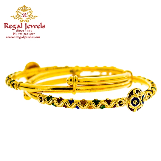 Picture of Pair Baby Bangle BBB2020