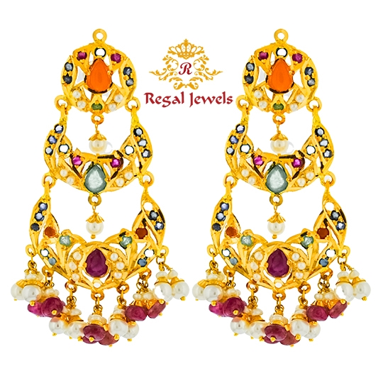 Picture of Chand Bali Earring EJC2001