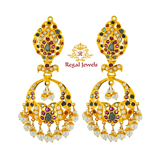 Picture of Chand Bali Earring EJC2002