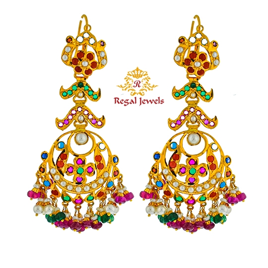 Picture of Chand Bali Earring EJC2006