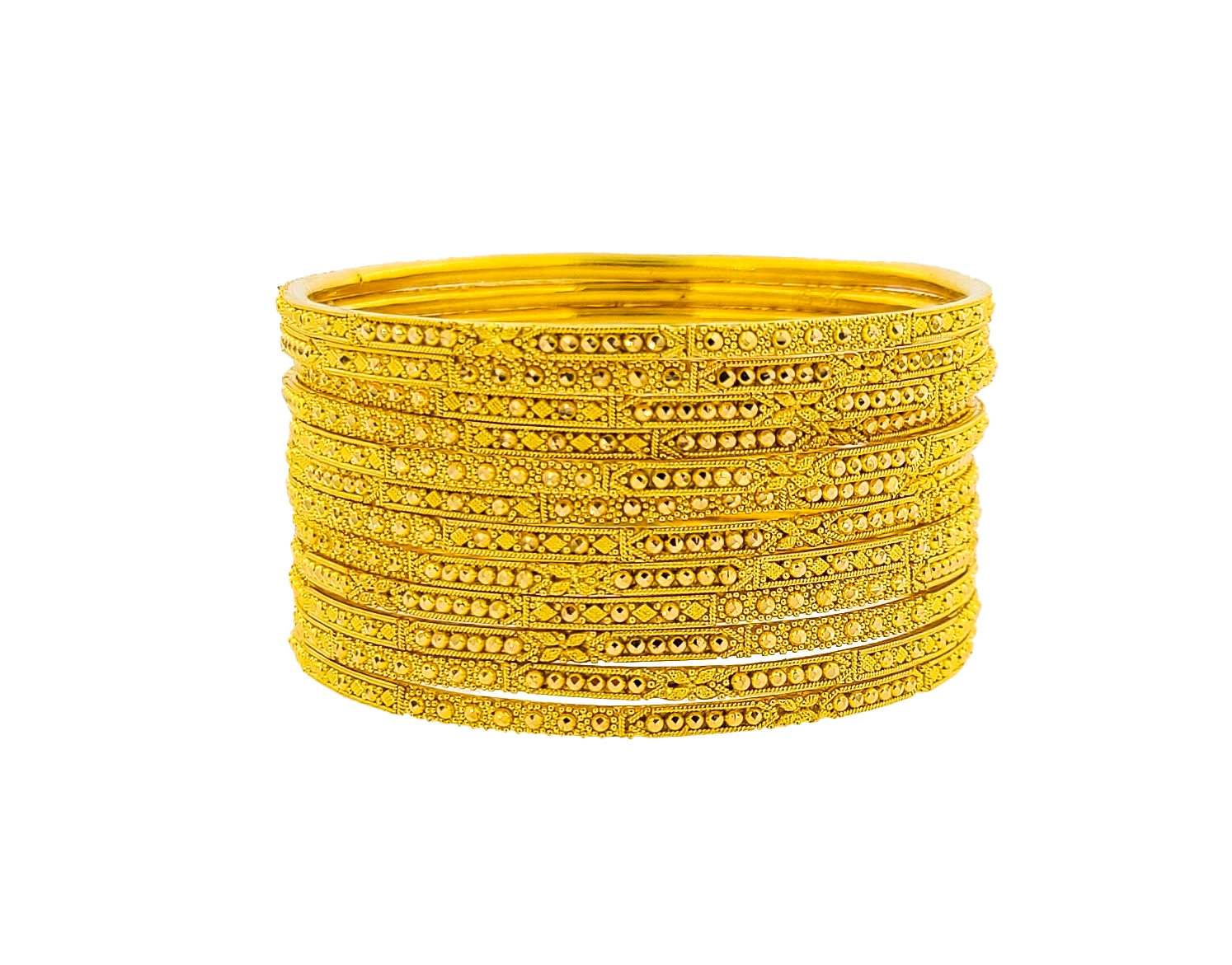 Picture of 12  BANGLES BDZ2073