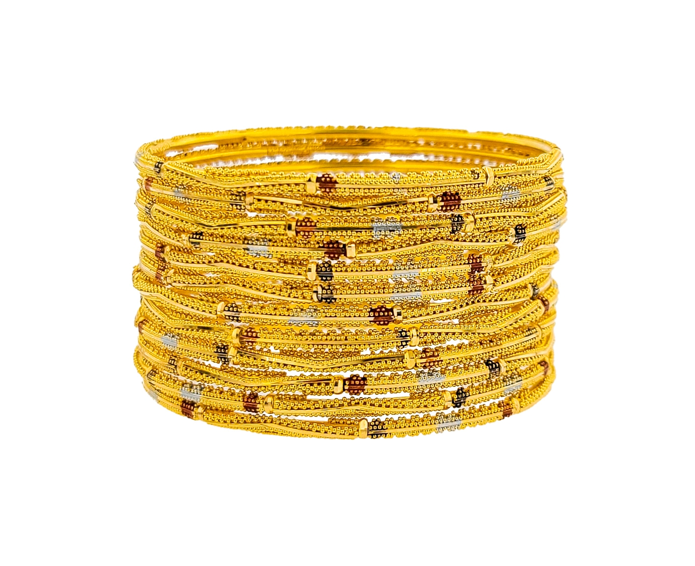 Picture of 12  BANGLES BDZ2077