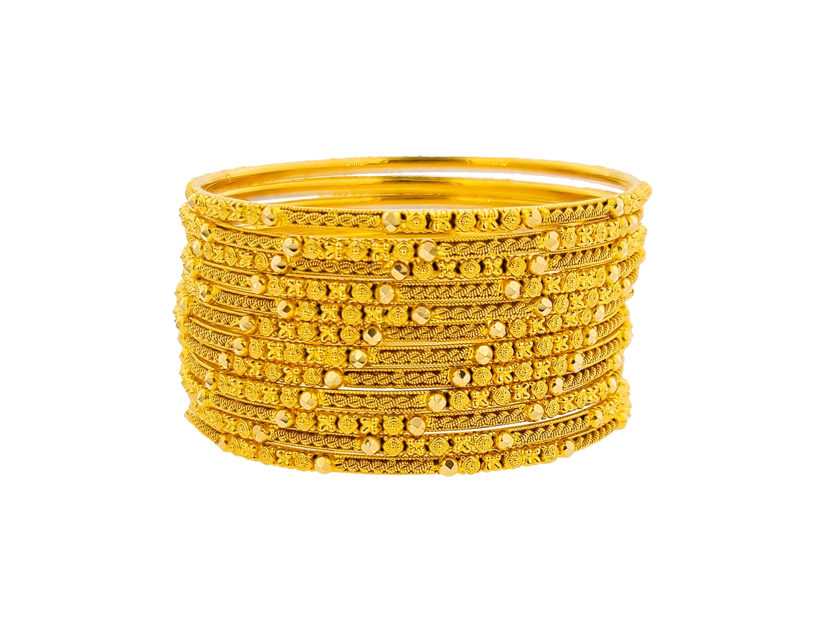 Picture of 12  BANGLES BDZ2078